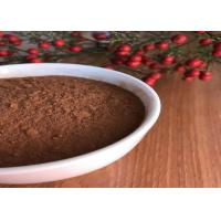 Best OEM 25kg HALAL Alkalized Cocoa Powder With Natural Cocoa Smell Odour And Taste wholesale