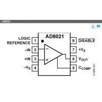 AD8021ARZ  ADI  NEW and ORIGIONAL 16+ SOP  (Low Noise, High Speed Amplifier for 16-Bit Systems)