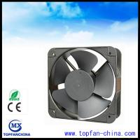 Best Black Square High Air Flow Electronic Equipment Cooling Fans For Home Appliances wholesale