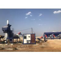 China High Efficiency Asphalt Drum Mix Plant Cold Aggregate Feeding System on sale