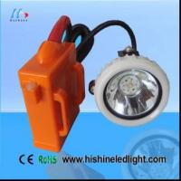 Best 1W 100Lm 5500 - 7000K Mining Led Headlamps with 4.2AH Rechargable Lithium Battary wholesale
