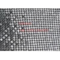 Best 4mm Sequin Metal Mesh Fabric Cloth for Dress and shoes wholesale