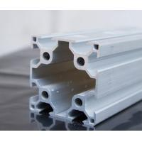 China Custom 6060 T Slot Aluminum Extrusion Industrial Profile With Anodizing Finish on sale