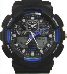 Best Multifunction EL Backlight Ana-digital Wristwatch Snooze Alarm wholesale