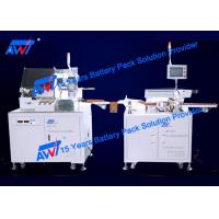 Best Automatic 18650 Battery Spot Welder Sorting Insulation Paper Sticking And Spot Welding MT-20 wholesale