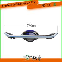 Custom 6.5 Inch 10 Inch One Wheel Balance Electric Skateboard, Standing Up