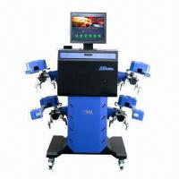 Best Wheel Alignment System with Zigbee Communication System, Designed for 4S Shop, Tire Shop, Auto Shop wholesale