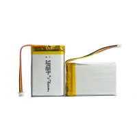Buy cheap Discharge Protection Small Lipo Battery 3.7 V 1050mAh KPL603450 from wholesalers