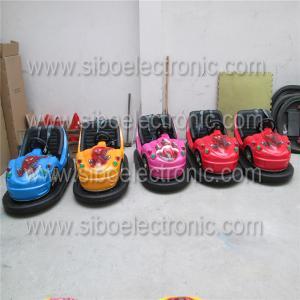 Best Sibo Amusement Indoor Playground Equipment Kids Ride Car for Children wholesale