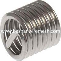 China fastener UN 300 series Stainless wire thread inserts for aluminium  by bashan on sale