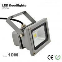 Best 10W LED Floodlights IP65 Waterproof Epistar LED flood lighting Red/Blue/Green light wholesale