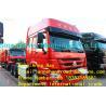 China SINOTRUK Prime Mover Truck  HOWO 6X4 TRACTOR HEAD 371HP 20-60 ton  EURO III wholesale