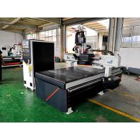 Best Wood Foam PE cnc milling machine with linear automatic tool changer wholesale