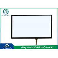 Best ITO Film 4 Wire Resistive Touch Panel Capacitive Touch Pad Analogue Type wholesale