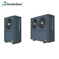 Best Free Standing EVI Commercial Heat Pump / Domestic Hot Water And Floor Heat Pump Unit wholesale
