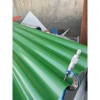 Best Steel Building Roof Tiles , Aluminum Color Coated Corrugated Roofing Sheets wholesale