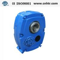 China 2-150Kw HSMR Hollow Shaft Gear Reducer With Torque Arm And Backstop on sale