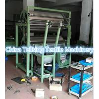 Buy cheap top quality 8 cylinders finishing and starching machine electric heating  for zipper tape, ribbon lace,webbing sling from wholesalers