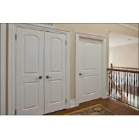 Cheap Waterproof Contemporary Wood MDF Interior Doors With Handle And Lock for sale