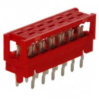 Board to board 1.27 mm pitch IDC connector,Header, replace AMP Micro-Match TE