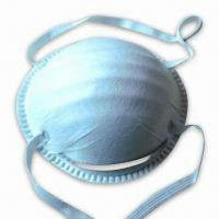 Best Dust Mask, Made of FFP1, Bombasine, and Melt Blown Fabric wholesale