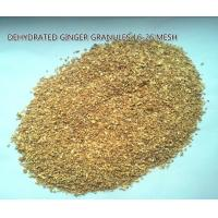 Best Dehydrated ginger granules16-26mesh,natural orgnic ginger products,GRADE A wholesale