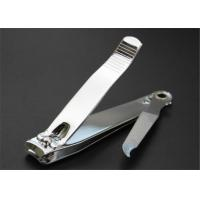 Cheap Stainless Steel Promotional Nail Clippers With Diepressed Or Printed Custom for sale
