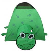 Best Wholesale kids indoor soft play equipment cute animal frog child toy tent wholesale
