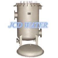 Best Big Carbon Steel Multimedia Water Filter For Carbon Treatment , Bead Blasted wholesale