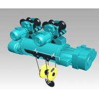 China MD type construction electric wire rope hoist on sale