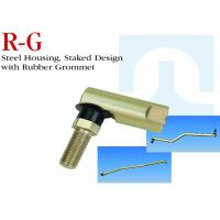 China R - G Series Stainless Steel Ball Joint Steel Housing Staked Design With Rubber Grommet on sale