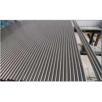 Buy cheap 40Cr Quenched Chrome Piston Rod , Hollow Steel Rod Chrome Plating product