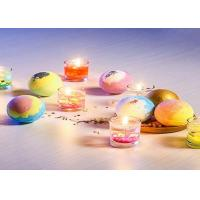 Best USA 6 Large Bath Bomb Gift Set With Natural Essential Oils Shea & Coco Butter wholesale