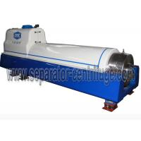 Best Automatic Cointuous Horizontal Decanter Centrifuge For Municipal Wastewater Treatment Plant Equipment wholesale