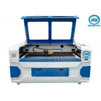 Best Dual Laser Head Co2 Textile Laser Cutting Machine With CCD Camera wholesale