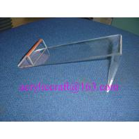 Best 2015 Best-selling Acrylic shoes display stand, plexiglass shoes display rack wholesale