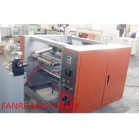 Buy cheap Easy Adjusting Semi AutoAluminum Foil Rewinding Machine For Household / hotel product