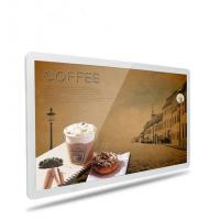 Best Shockproof Wall Mounted Digital Signage 49 Inch Support IR Remote Control wholesale
