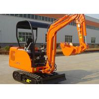 Best Diesel Hydraulic Crawler Excavator with 15.5KW Kubota Diesel Engine wholesale