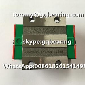 Best Hiwin EGW25CA Guide Rail Block EGW25CA Linear Motion Ball Bearing EGW25CA Linear Slide Bearing wholesale