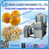 Best Fruit and Vegetable chips making machinery wholesale