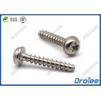 Best 316 Stainless Torx Round Washer Head PT Screws for Thermoplastics wholesale