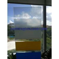 China Clear and Tinted Tempered Glass on sale