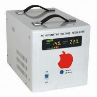 Best Most Intelligent Voltage Stabilizer with LED Graphics Display wholesale