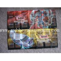 Best Fireproof Exhibition Rubber Play Mat  Rectangle YU-Gi-OH Play wholesale