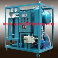 Buy cheap DVTP High Vacuum Transformer Oil Filter Machine from wholesalers
