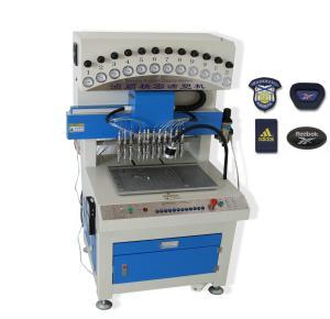 China PVC making logo/label production line on sale