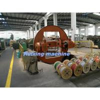 Best Drum twister laying-up machine for split conductors and telephone cable wholesale