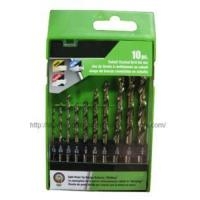 Best 10PC HSS Twist Drill Set wholesale