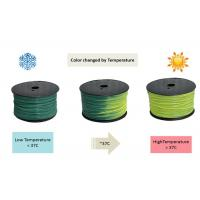 Best Afinia 3D printer Thermoplastic Filament , ABS 3.0mm 3d Printer Plastic Material wholesale